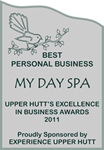 Best Personal Business Award - My Day Spa